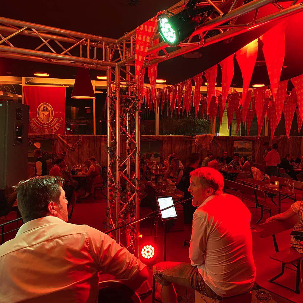 Livemusik im Tempus Restaurant Stuttgart
